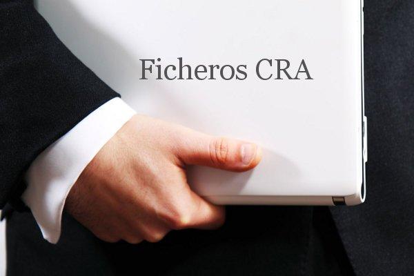 Novedades marzo: Los Ficheros CRA