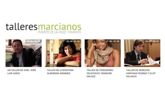 Talleres Marcianos: Branding desde Marte