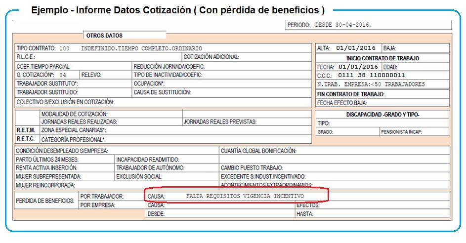 Contratos indefinidos bonificados 2016 sepe servicio for Modelo contrato empleada de hogar 2016