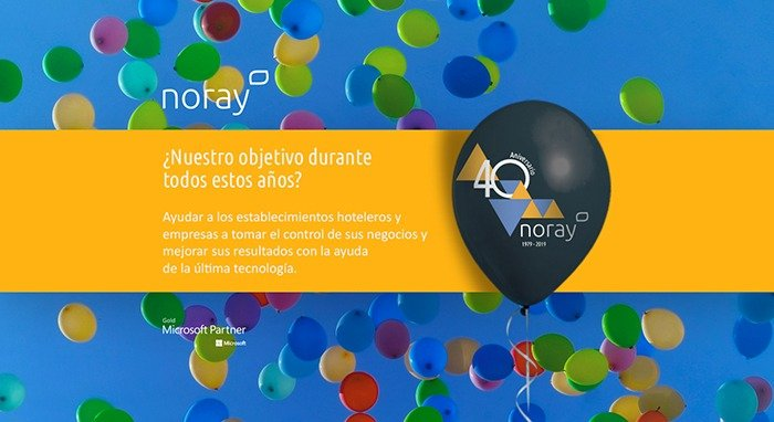 40 Aniversario Noray